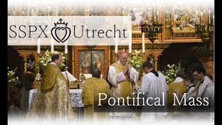(✔) Reconciliation Mass of St. Willibrord - SSPX Utrecht