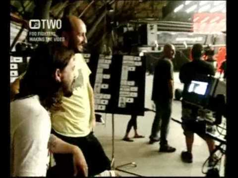 The Making The Pretender Part One Foo Fighters