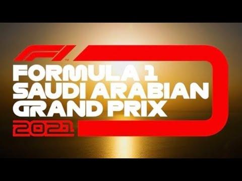 2021 Saudi Arabian Grand Prix Introduction Video