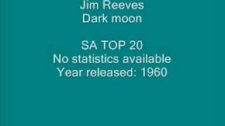 Watch Jim Reeves Dark Moon video