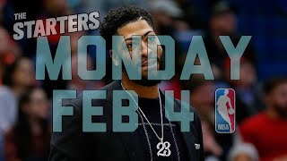 NBA Daily Show: Feb. 4 - The Starters