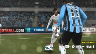FIFA 13 - Управление на джойстике PS3(Больше деталей о FIFA 13 на сайте http://fifaonline.com.ua/ или вконтакте: http://vk.com/fifasoccer_news или в твиттере: https://twitter.com/#!/FIFAOnli..., 2012-09-10T10:38:54.000Z)