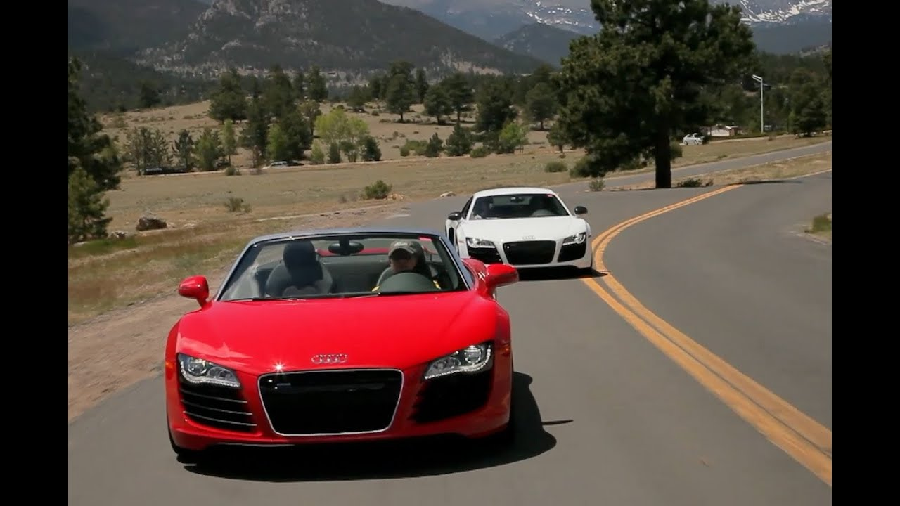2012 Audi R8 Drive Review Are These The Best Cars You Can Buy