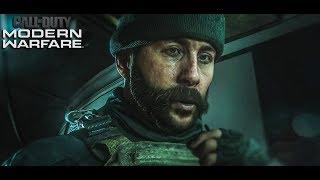 US Embassy Under Siege (13 Hours) Modern Warfare 2019 - 4K