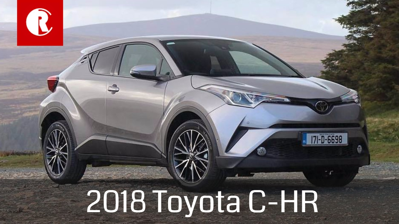 Toyota C Hr Expected To Launch In India In 2018 Youtube