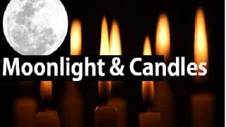 Flat Earth Evidence: Moonlight & Its Effect On Candles
