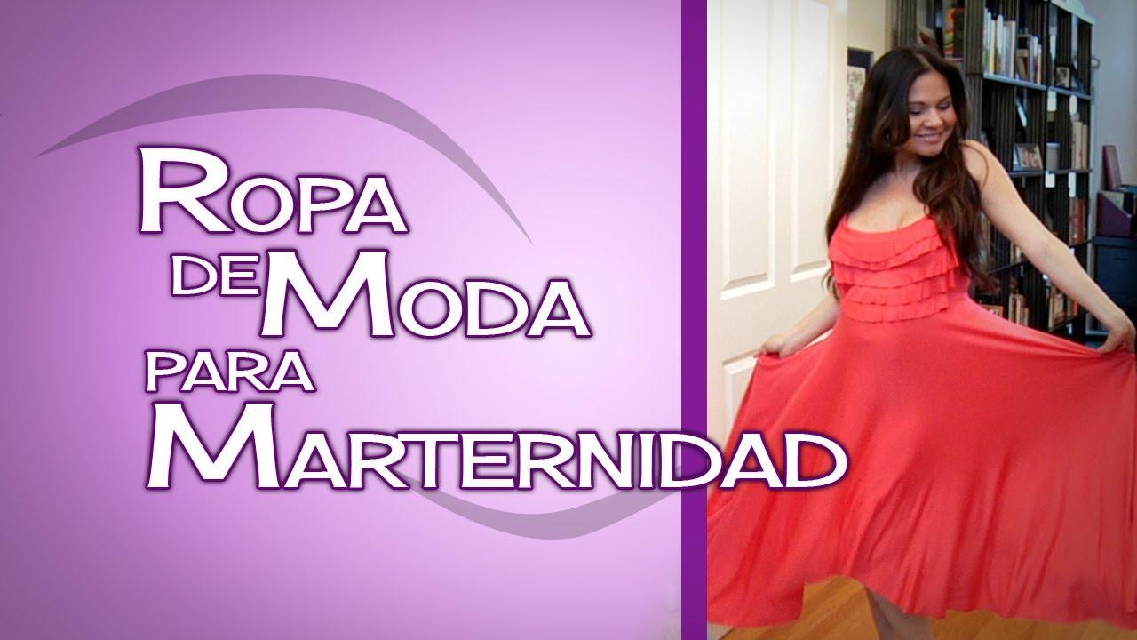 Ropa de Moda para Maternidad - \