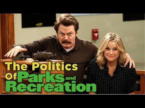 The Politics of 'Parks and Rec'