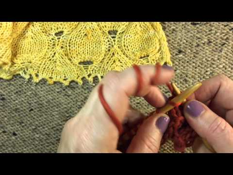 Knitting Pick Up Stitches Selvedge : Selvage (knitting) - Mashpedia Free Video Encyclopedia