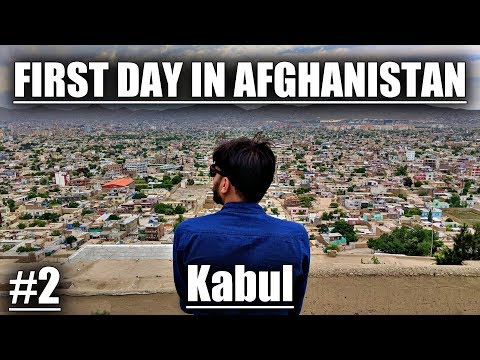 AN INDIAN EXPLORING KABUL, AFGHANISTAN 🇦🇫🤝🇮🇳