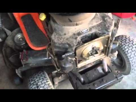 19 Hp Kohler Command Engine Help