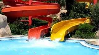 аквапарк Алушта(, 2012-06-27T19:47:07.000Z)