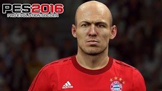 PES 2016 PC-GAMEPLAY-BAYERN MUNICH vs BARCELONA