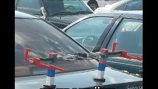 видео Ремонт бампера автомобиля в домашних условиях