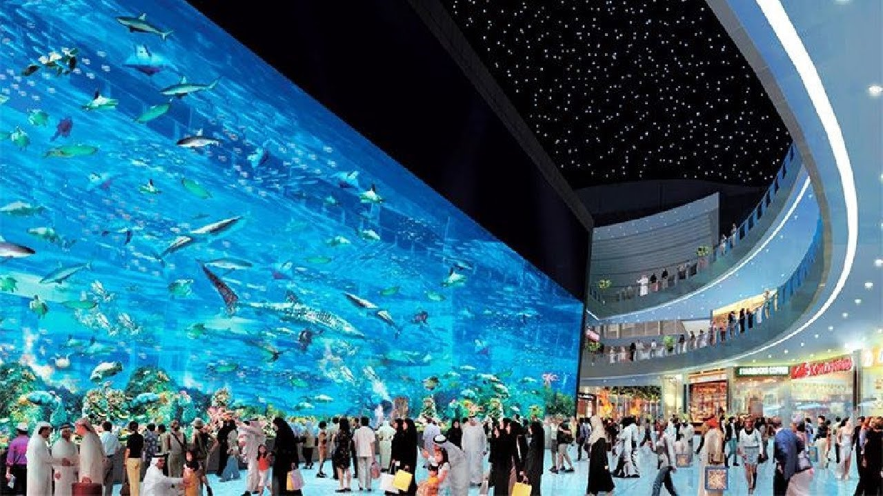 Largest shopping mall in scandinavia