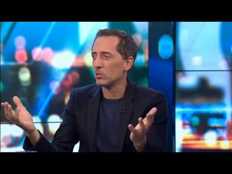 Gad Elmaleh 2017 in Australia English show