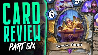 INSANE NEW CARDS! Dual-Class Legendary & More!! - Scholomance Academy - Hearthstone Expansion