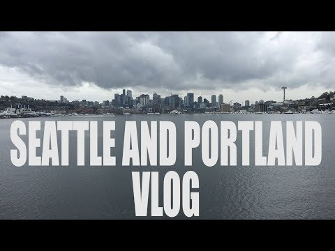 The West Coast Expedition! l Seattle & Portland Trip