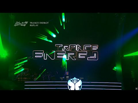 Trance Energy Live Stage Tomorrowland 2017 Full Session @ BGYTHT90