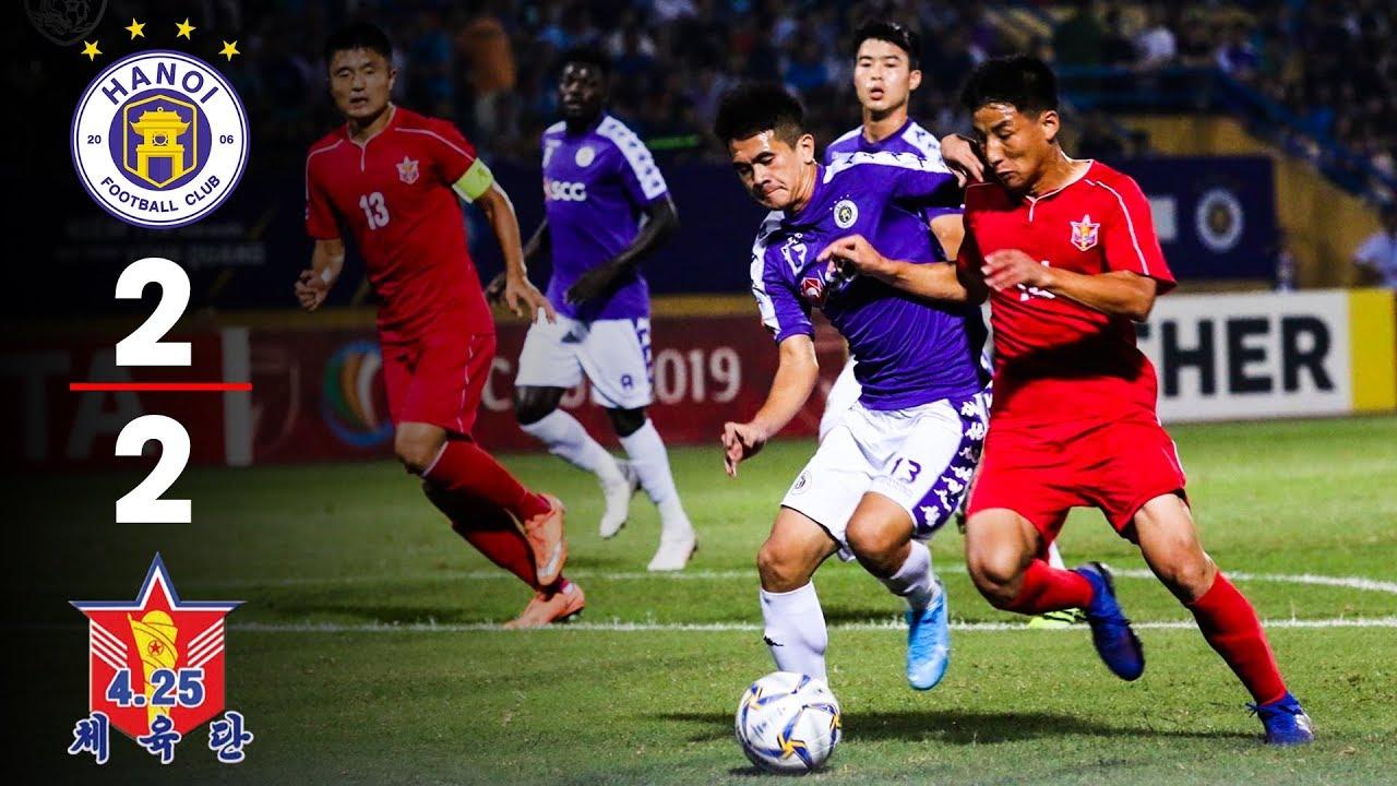 Highlight Hà Nội FC 2 – 2 Aprill 25 | Phung Phí Nhiều Cơ Hội, Hà Nội Để 4.25 SC Cầm Chân Đáng Tiếc