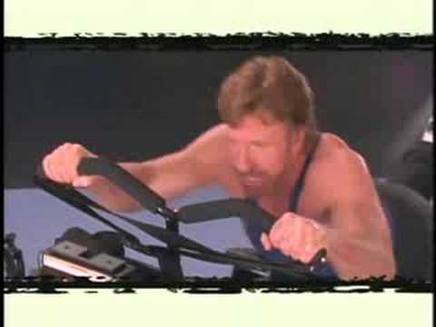 Chuck Norris' Workout ...
