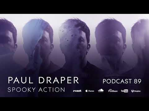 Kscope Podcast Eighty Nine - Paul Draper's Spooky Action Special