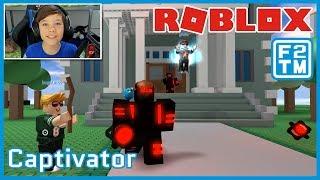Roblox Captivator | Fraser2TheMax | Roblox Kid Gamer