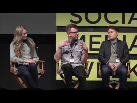 Wattpad's Brand Storytelling Panel at Social Media Week NY 2016