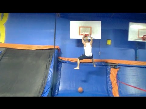 Thumbnail: EPIC DUNK COMPETITION!