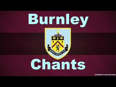 Burnley's Best Football Chants Video   HD W/ Lyrics