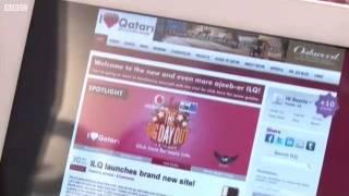 BBC News: Superfast broadband may help make Qatar new tech hub