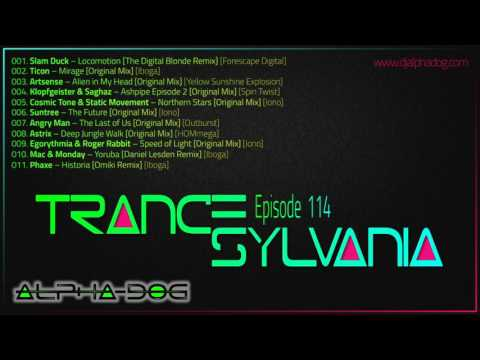 Alpha-Dog pres. TranceSylvania ★ Episode 114