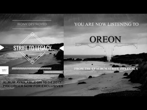 IRONY DESTROYED-OREON (OFFICIAL-AUDIO)