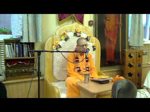 Шримад Бхагаватам 3.4.26 - Бхактивайбхава Свами