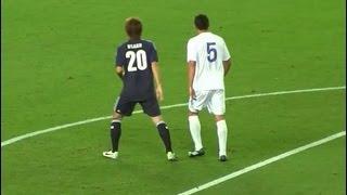 オフザボールの大迫 日本代表vsグアテマラ代表 キリンチャレンジカップ 2013.09.06