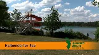 Halbendorfer See im LANDKREIS GÖRLITZ