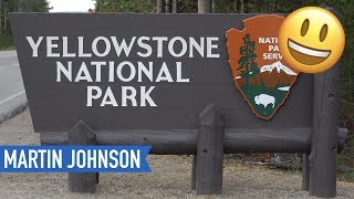 Our First Day in Yellowstone National Park | American Road Trip