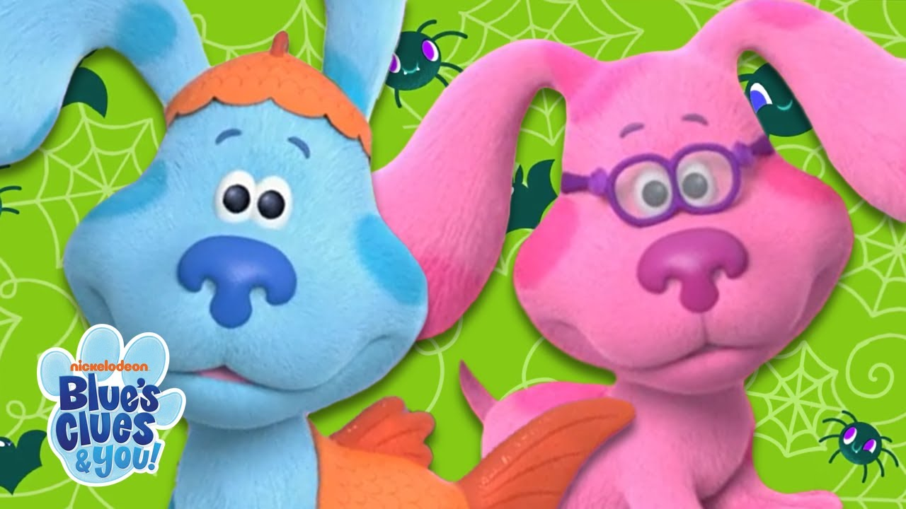 Download Halloween 🎃 Blue's Clues Game w/ Blue & Magenta! | Blue's Clues & You!