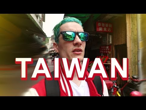 Taiwan VLOG [ENG ep1] - it is way too hot in here...
