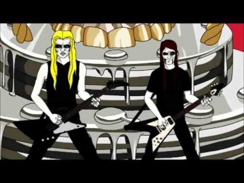 Dethklok - Birthday Dethday - YouTube