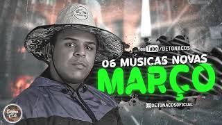 BONDE DO GATO PRETO - REPERTÓRIO NOVO MARÇO 2021 (06 MÚSICAS NOVAS) PRA PAREDÃO
