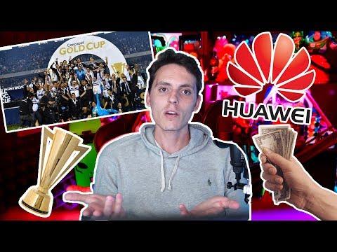 Huawei regresa el dinero a Millones por el partido de Mexico-Wefere NEWS