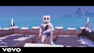 Marshmello - Happier (Fortnite Music Video) @marshmellomusic