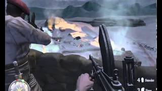 Call of Duty 2: The Battle Of El Alamein - Holding The Line