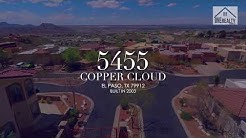 Luxury Home with Views in West El Paso TX! 5455 Copper Cloud