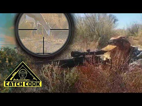 Walk and Stalk Springbuck (Springbok) in Touwsriver | CATCH COOK