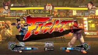 Fight For 3000 - vs Eddy V (Ryu) - (Best 2/3 Set)
