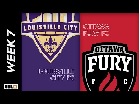 Louisville City FC vs. Ottawa Fury FC: April 20th, 2019