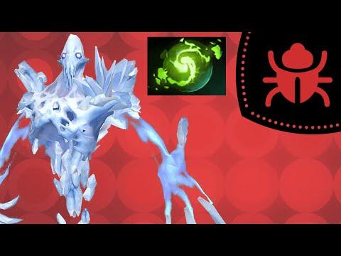 видео: dota 2 reborn 6.85 ◄ Баг: ancient apparition + refresher orb
