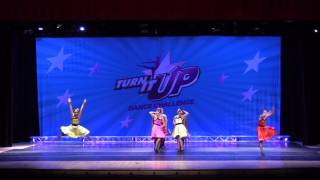 Best Musical Theater, Novelty, Character // STEP SISTERS - Nix Dance Studio [Atlanta, GA]